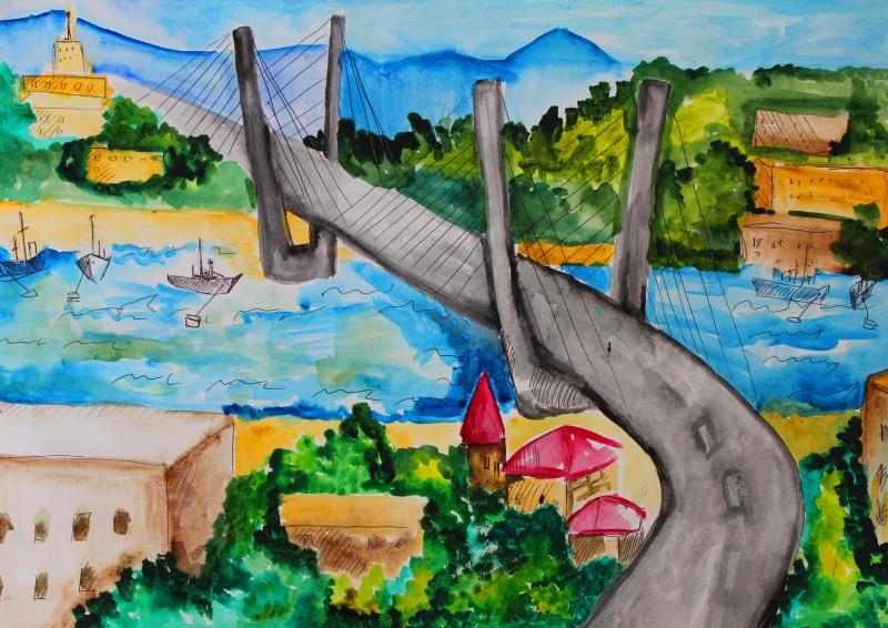 Владивосток конкурс рисунков